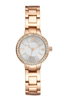 Mestige The Tiffany in Rose Gold with Swarovski® Crystals - 282558