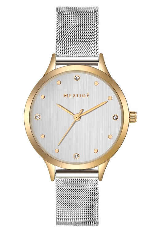 Mestige The Everleen in Gold with Swarovski® Crystals