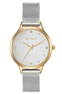 Mestige The Everleen in Gold with Swarovski® Crystals - 282581