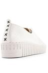 Bueno Ohio Leather Sneakers