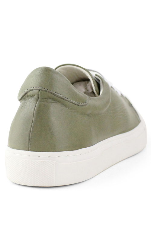 Bueno Salem Leather Sneakers