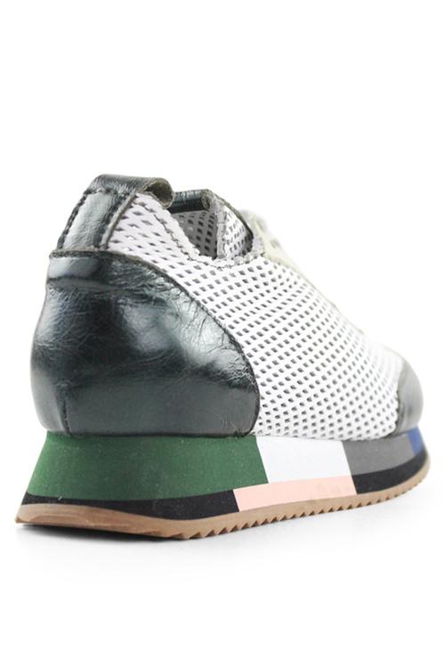 Bueno Samson Leather Sneakers