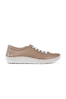 Tesselli Violetta Leather Sneakers