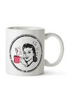 Personalised No.1 Mum Ceramic Mug