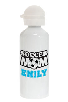 Personalised Soccer Mum Stainless Steel Drink Bottle - 282695