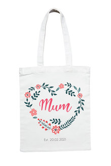 Personalised Mum Established Tote - 282712