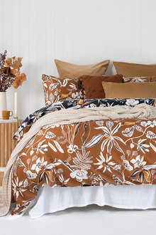 Bambury Kennedy Quilt Cover Set - 282896