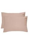 Bambury French Linen Pillowcase Pair