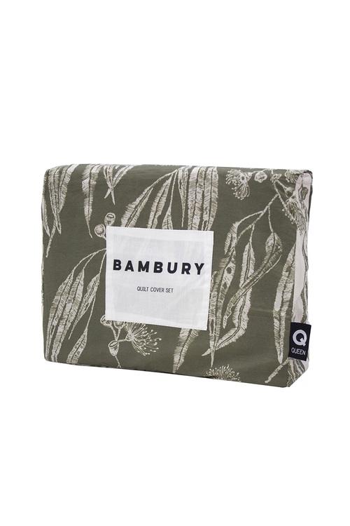 Bambury Myrtle Quilt Cover Set