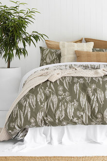 Bambury Myrtle Quilt Cover Set - 282933