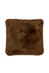 Bambury Faux Fur Cushion