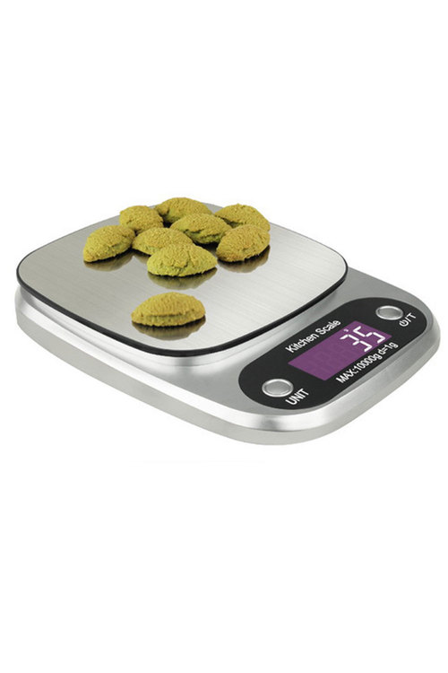 TODO 10Kg Stainless Steel Kitchen Scale