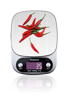TODO 5Kg Stainless Steel Kitchen Scale - 283083