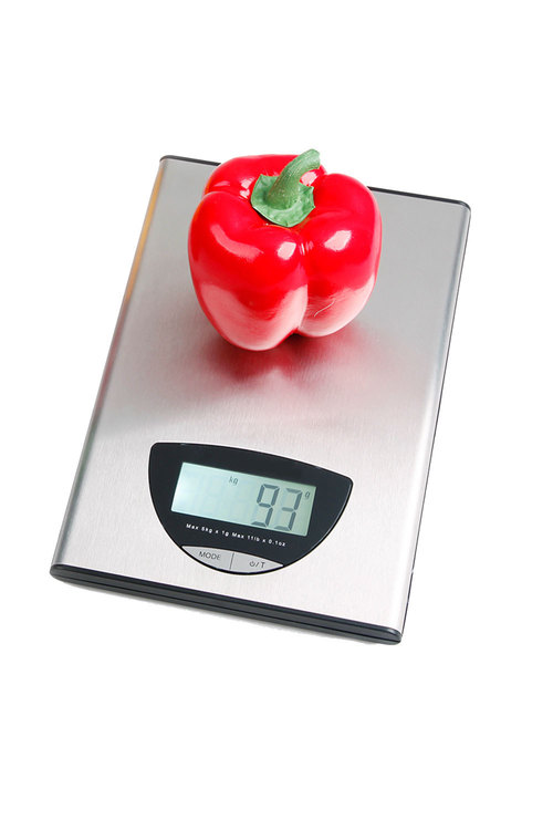 TODO 5Kg Stainless Steel Kitchen Scale