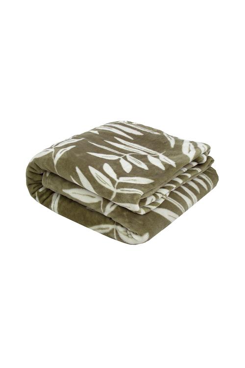 Bambury Hakea Ultraplush Blanket