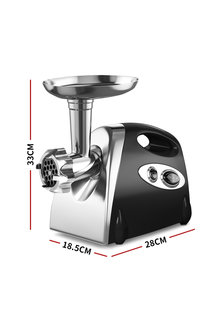 Spector Electric Stainless Steel Meat Grinder - 283503