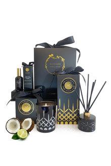Surmanti Lime & Coconut Opulence Crystal Gift Box - 283601