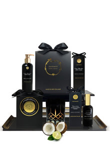 Surmanti Lime & Coconut Crystal Gift Box - 283608