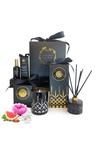 Surmanti Peonies Peppers & Tuberose Opulence Crystal Gift Box