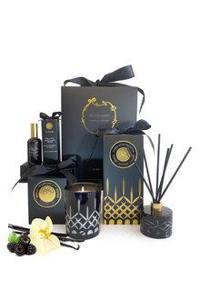 Surmanti Black Raspberry & Vanilla Opulence Crystal Gift Box - 283611