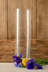 Personalised Glass Vase - Husband & Wife