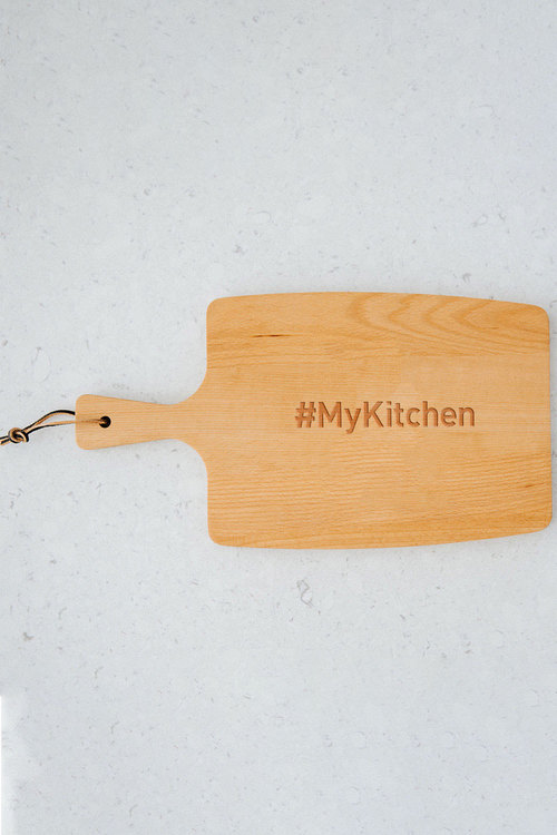 Personalised Hashtag Paddle Board
