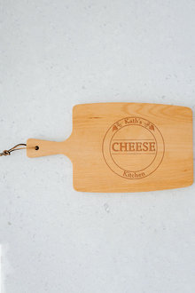 Personalised The 'Original' Cheese Board - 283672