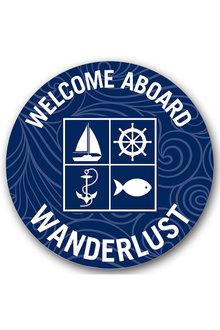 Personalised Nautical Coaster Set - 283748