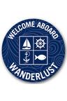 Personalised Nautical Coaster Set