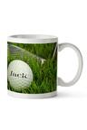 Personalised Golf Ceramic Mug