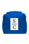 Personalised Cooler Bag - Blue - Boxed Initials