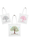Personalised Family Tree Tote Bag