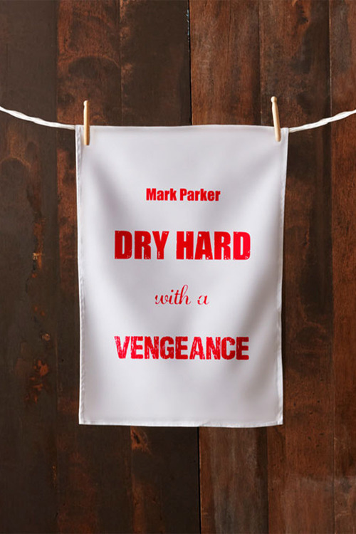 Personalised Dry Hard Tea Towel