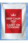 Personalised Keep Calm Tea Towel