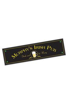 Personalised Irish Pub Bar Mat - 283832