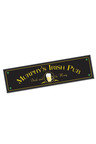 Personalised Irish Pub Bar Mat