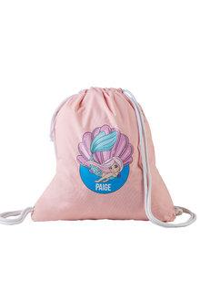 Personalised Wet Bag Pink Mermaid - 283907