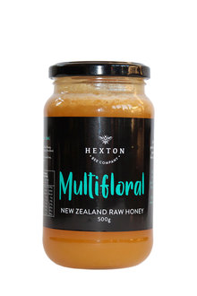 Hexton Multifloral New Zealand Raw Honey - 284068