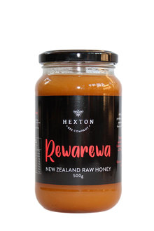 Hexton Rerarewa New Zealand Raw Honey - 284069