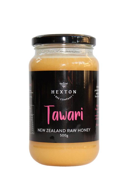 Hexton Tawari New Zealand Raw Honey