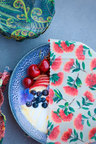 Hexton Beeswax Kiwiana Koru Food Wrap Starter Pack