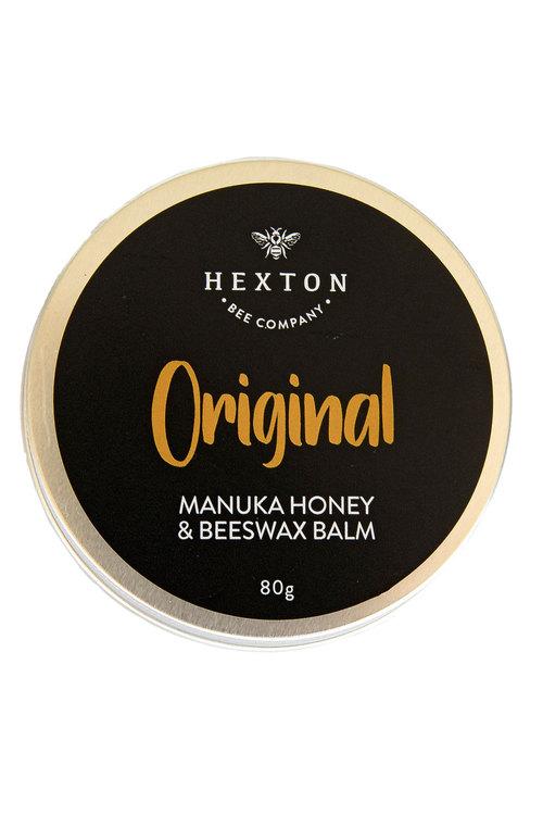 Hexton Original Manuka Honey & Beeswax Balm 80g