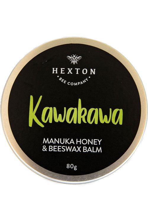 Hexton Kawakawa Manuka Honey & Beeswax Balm 80g