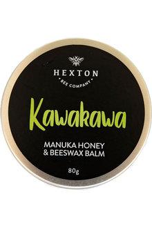 Hexton Kawakawa Manuka Honey & Beeswax Balm 80g - 284108