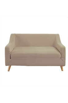 Marlow 2 Seater Sofa Polyester Stretch Slipcover Pack of 2 - 284132