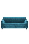 Marlow 4 Seater Plush Stretch Sofa Cover