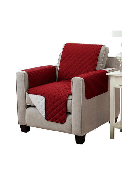 Marlow Waterproof Quilted One Seat Sofa Protector