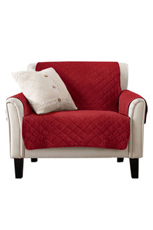 Marlow Waterproof Quilted One Seat Sofa Protector - 284147