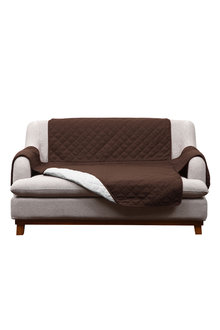 Marlow Waterproof Quilted Two Seat Sofa Protector - 284148