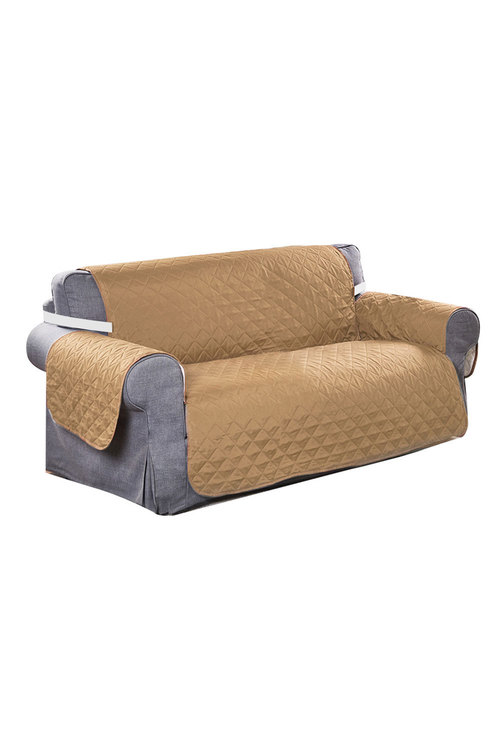 Marlow Waterproof Quilted Two Seat Sofa Protector